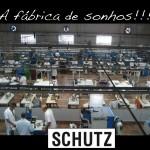 Look em movimento e visita fábrica Schutz