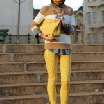 5 looks – YELLOW!