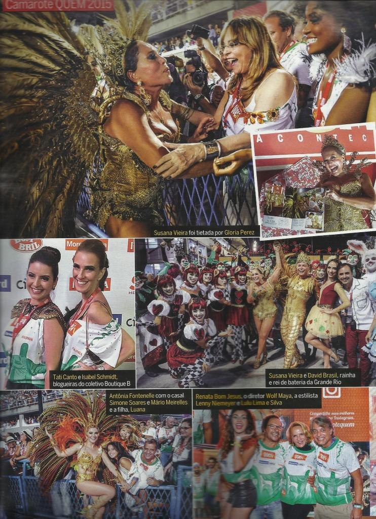 revista quem carnaval 2015