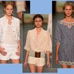 Nica Kessler no Fashion Rio