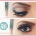 Make olhos 60's