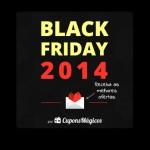 Black Friday – monte sua lista de desejos!