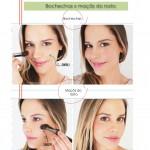 Dica de beleza: Aplicando o blush!