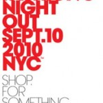 Fashion's Night Out NYC