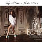 Vogue Russia – Junho 2011