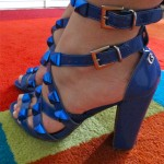 Look Blue Shoes