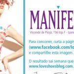 Looks + SORTEIO ManifestA!