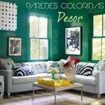 Decor – paredes coloridas!