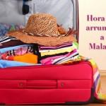 Minha mala de férias!!!