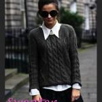 Fique de olho – Sweater!