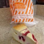 Dica NY – cheese cake!